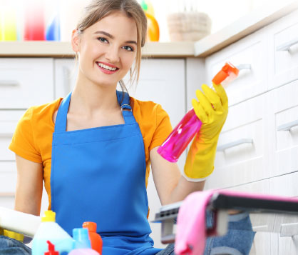 Strathfield house and home cleaning services - Pristine Home
