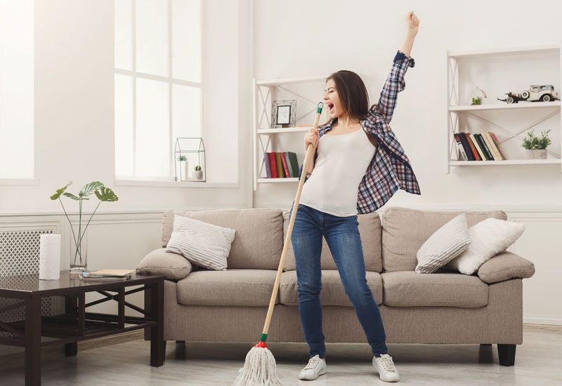 Speed Cleaning How To Clean Your Home As Quickly As Possible