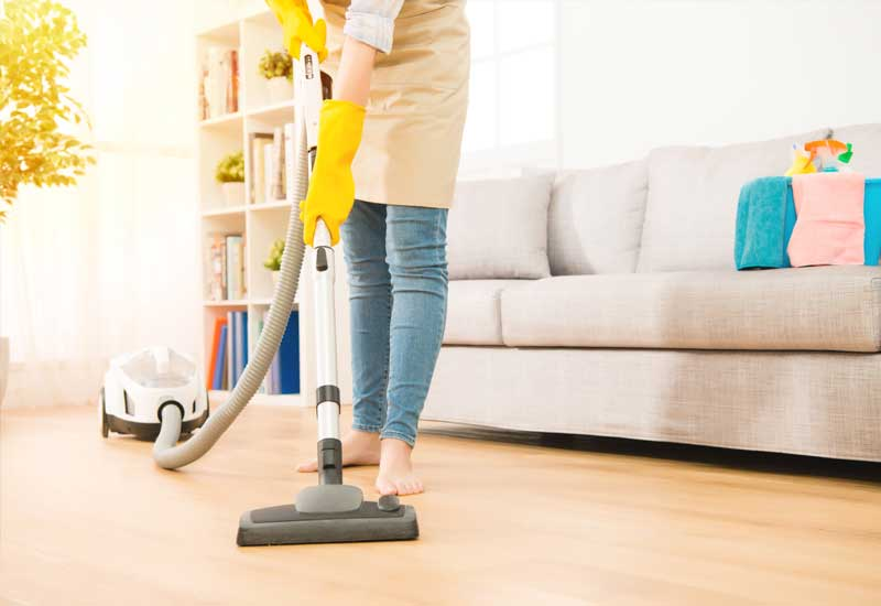 What Does a House Cleaner Do? What to Expect from a Professional ...