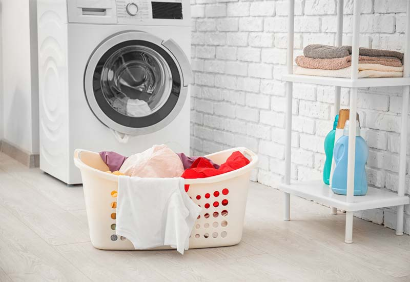Using Washing Baskets To Keep Housework Under Control