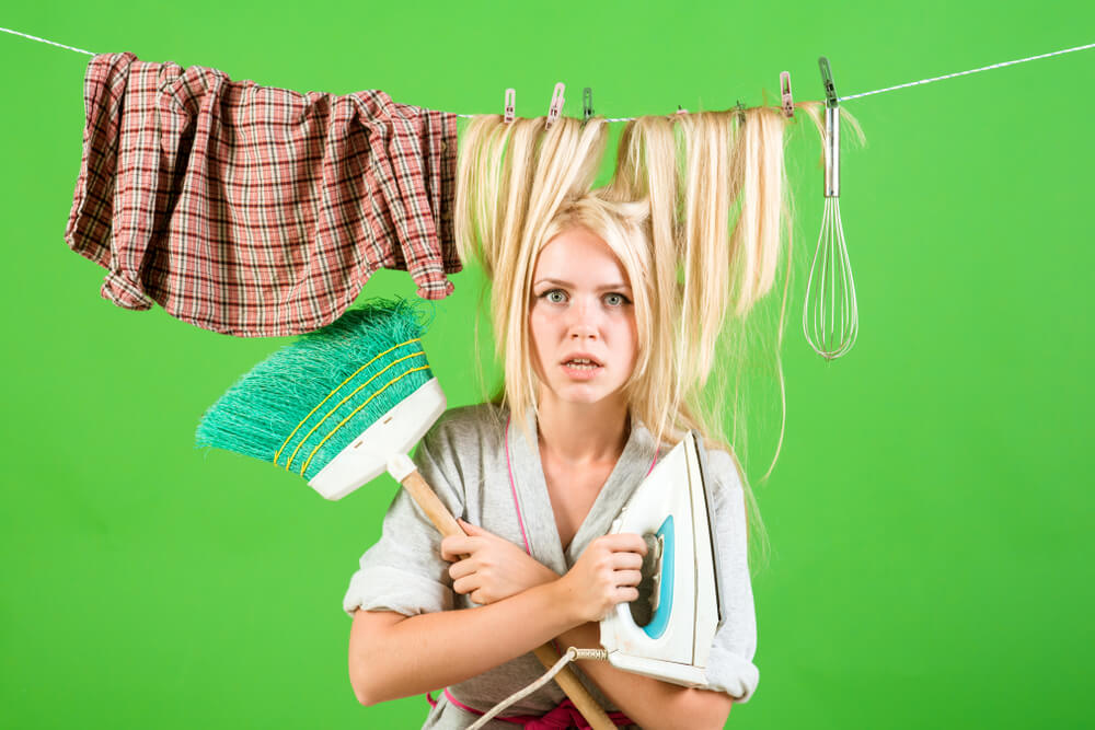 How To Keep Your Home Clean As A Stay At Home Mum