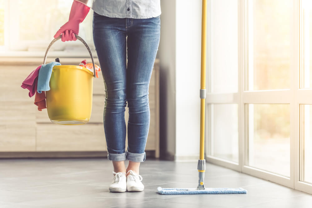 The Ultimate Home Cleaning Checklist