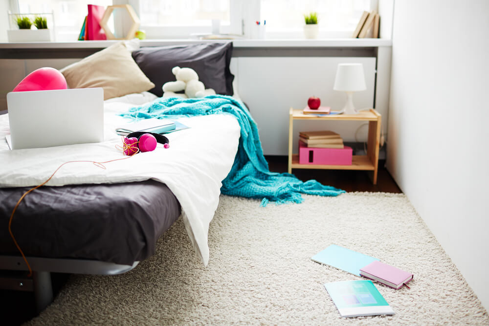 Clever Hacks To Cleaning Your Bedroom