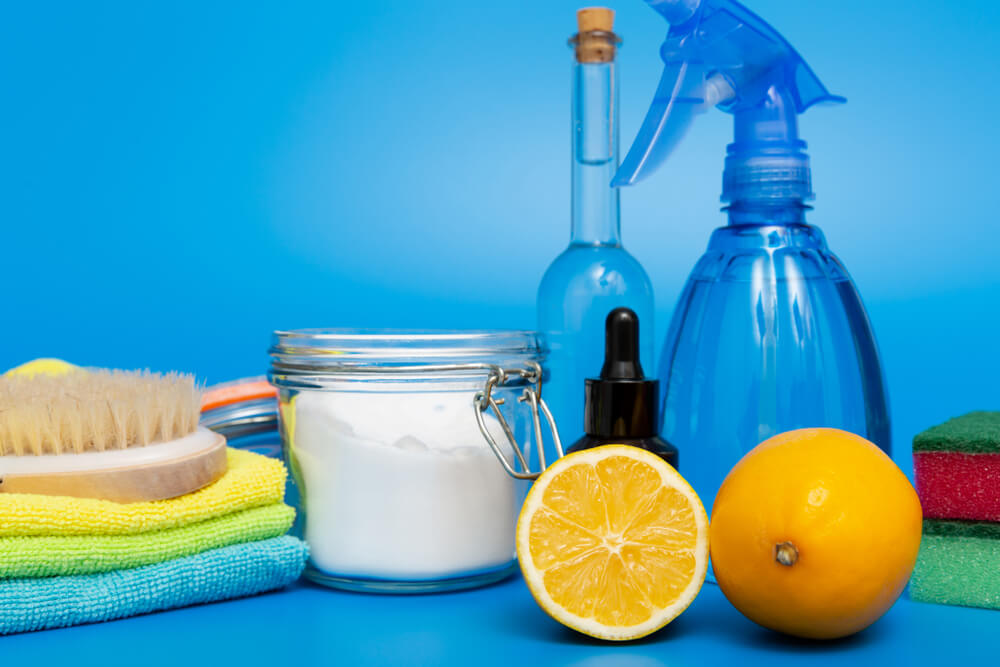 Natural Cleaning Products or Homemade Cleaning Products